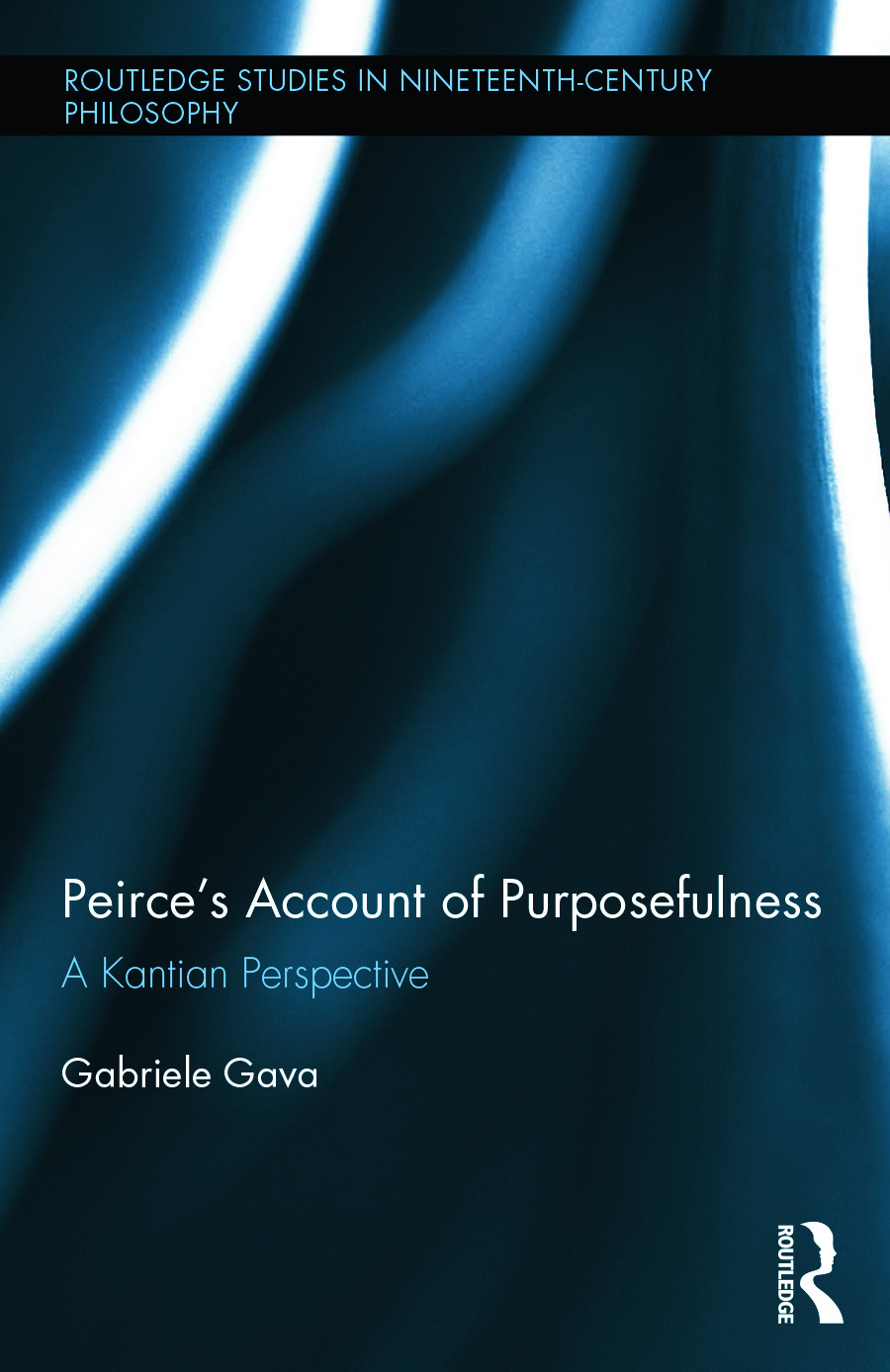 Peirce's Account of Purposefulness: A Kantian Perspective (Hardback) book cover