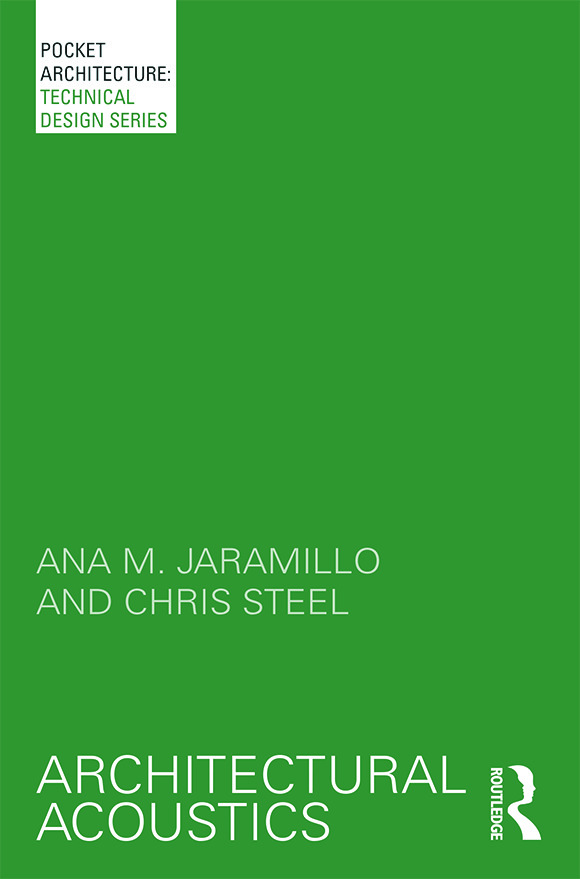 Architectural Acoustics: 1st Edition (Paperback) book cover