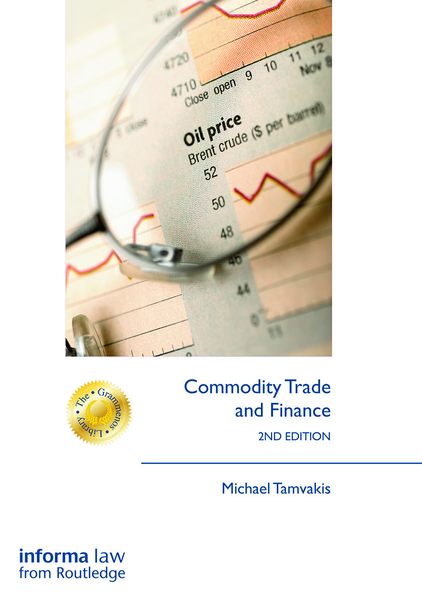Commodity Trade and Finance book cover