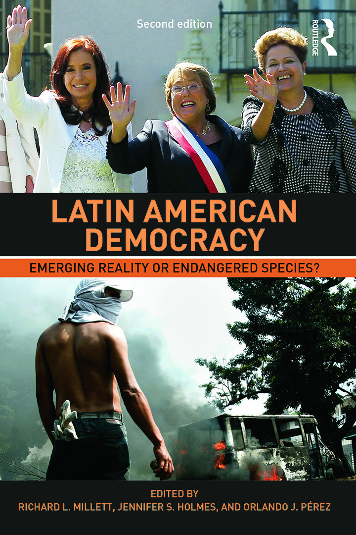 Latin American Democracy: Emerging Reality or Endangered Species? book cover