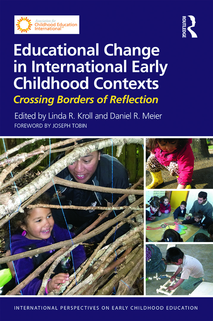 Educational Change in International Early Childhood Contexts: Crossing Borders of Reflection book cover