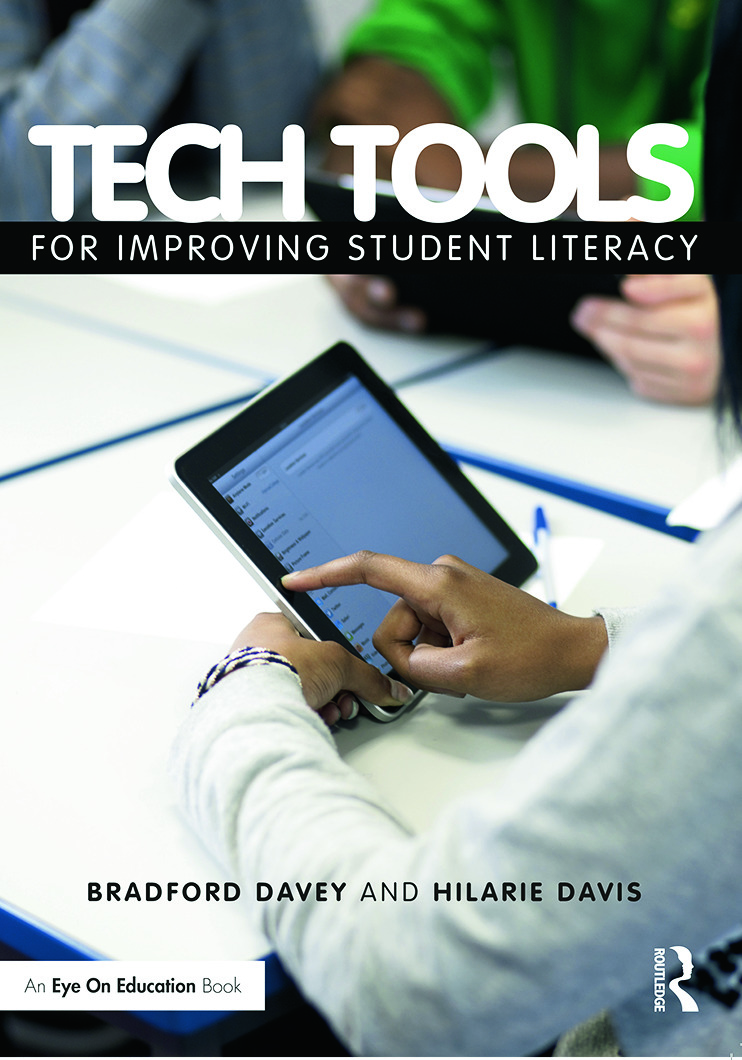 Tech Tools for Improving Student Literacy: 1st Edition (Paperback) book cover