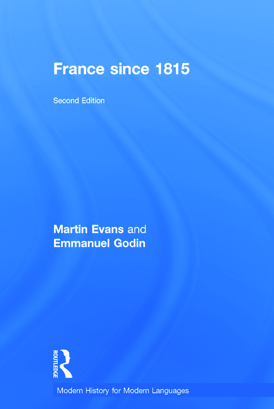 France Since 1815, Second Edition book cover