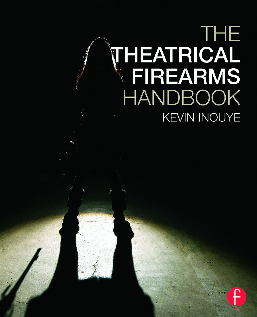 The Theatrical Firearms Handbook book cover
