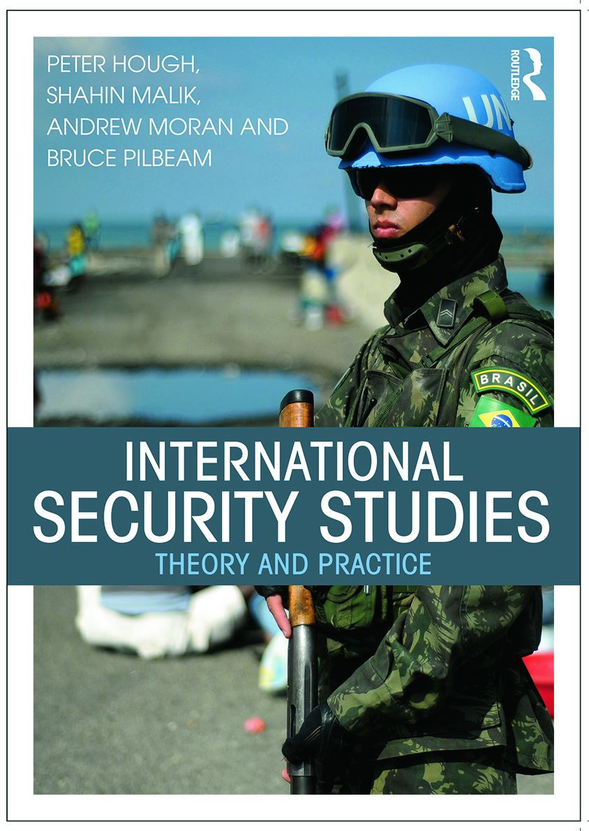 International Security Studies: Theory and Practice book cover