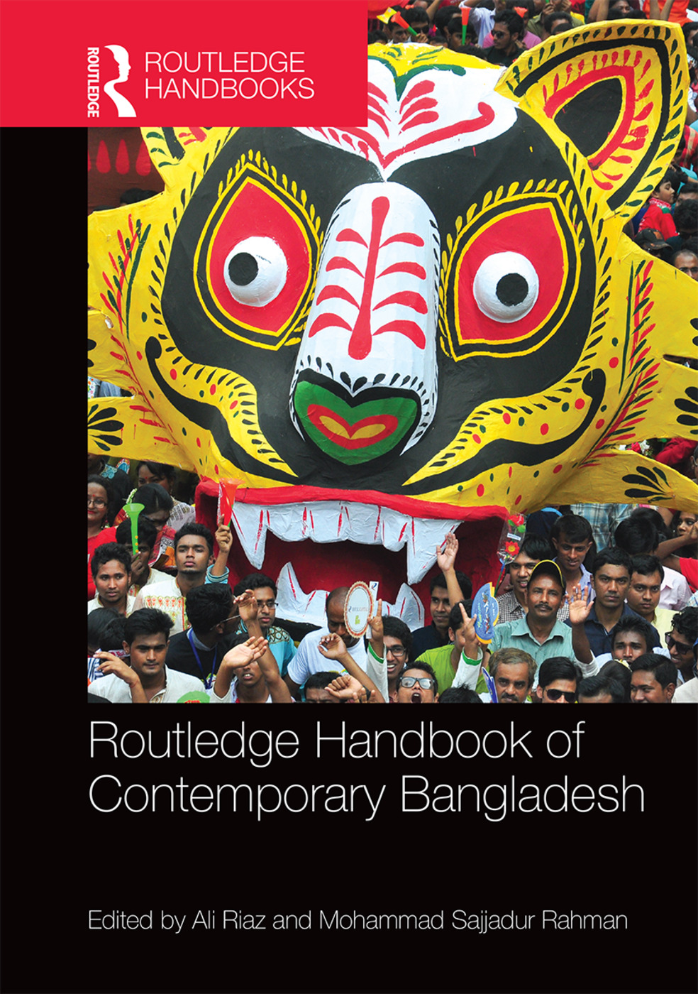 Routledge Handbook of Contemporary Bangladesh: 1st Edition (Hardback) book cover