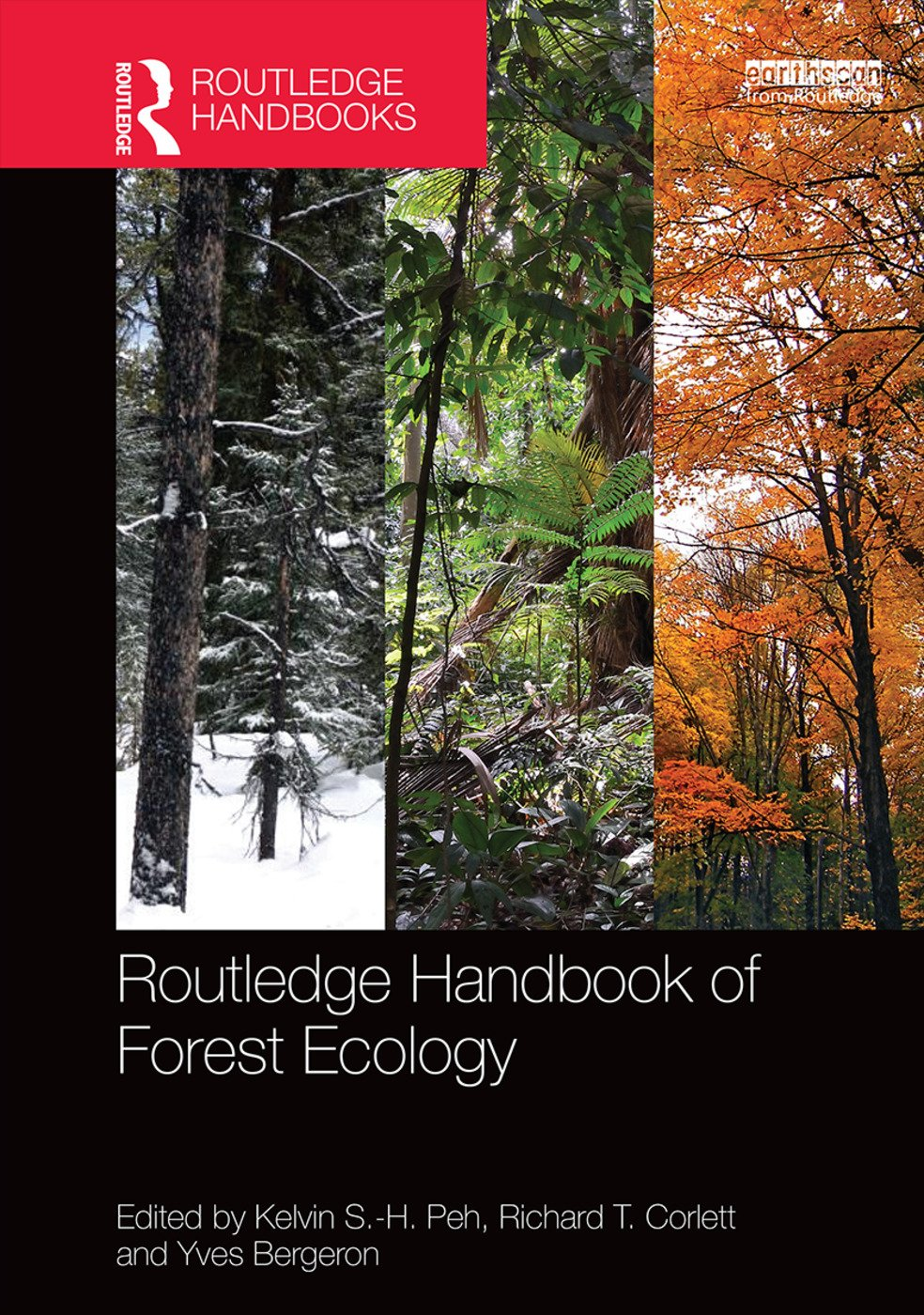 Routledge Handbook of Forest Ecology book cover
