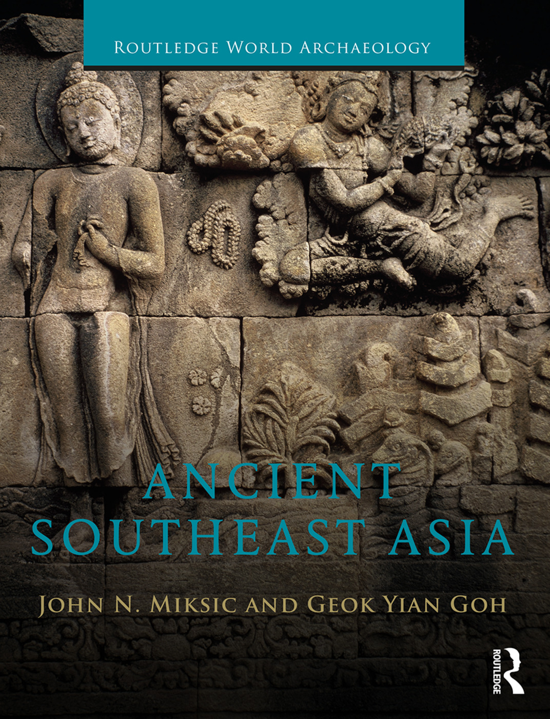 Ancient Southeast Asia book cover