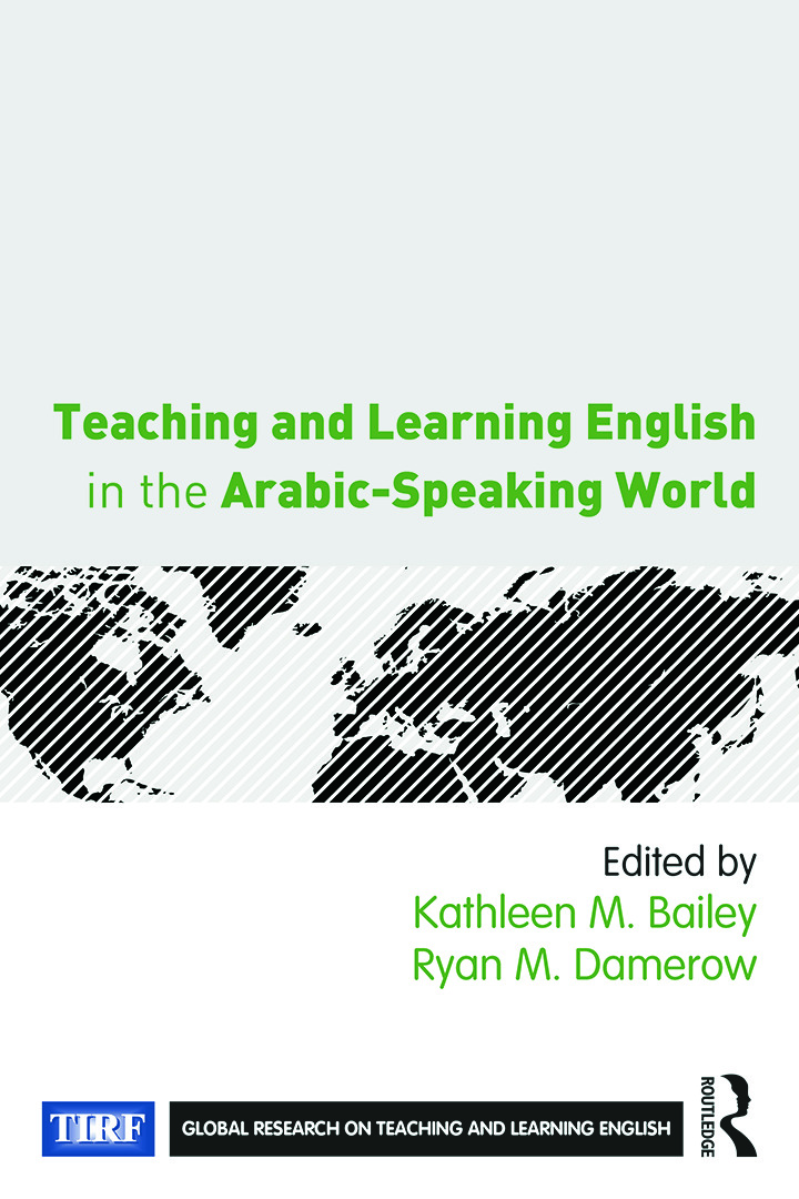 Teaching and Learning English in the Arabic-Speaking World book cover