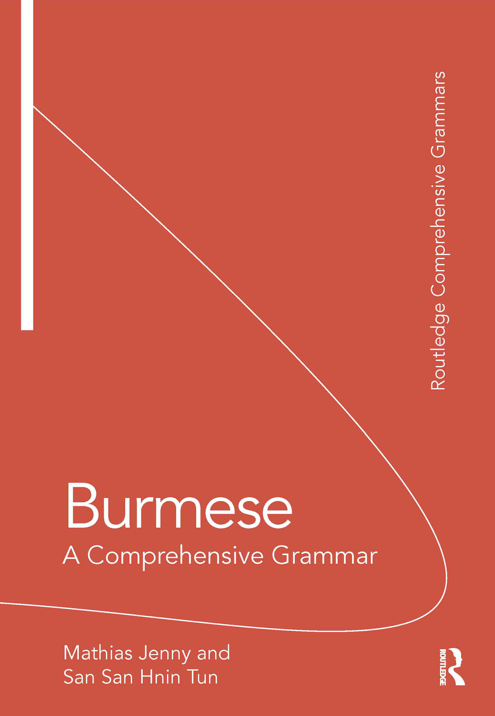 Burmese: A Comprehensive Grammar, 1st Edition (Paperback) book cover