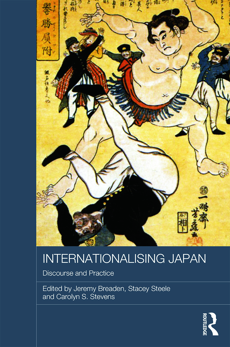 Internationalising Japan: Discourse and Practice book cover