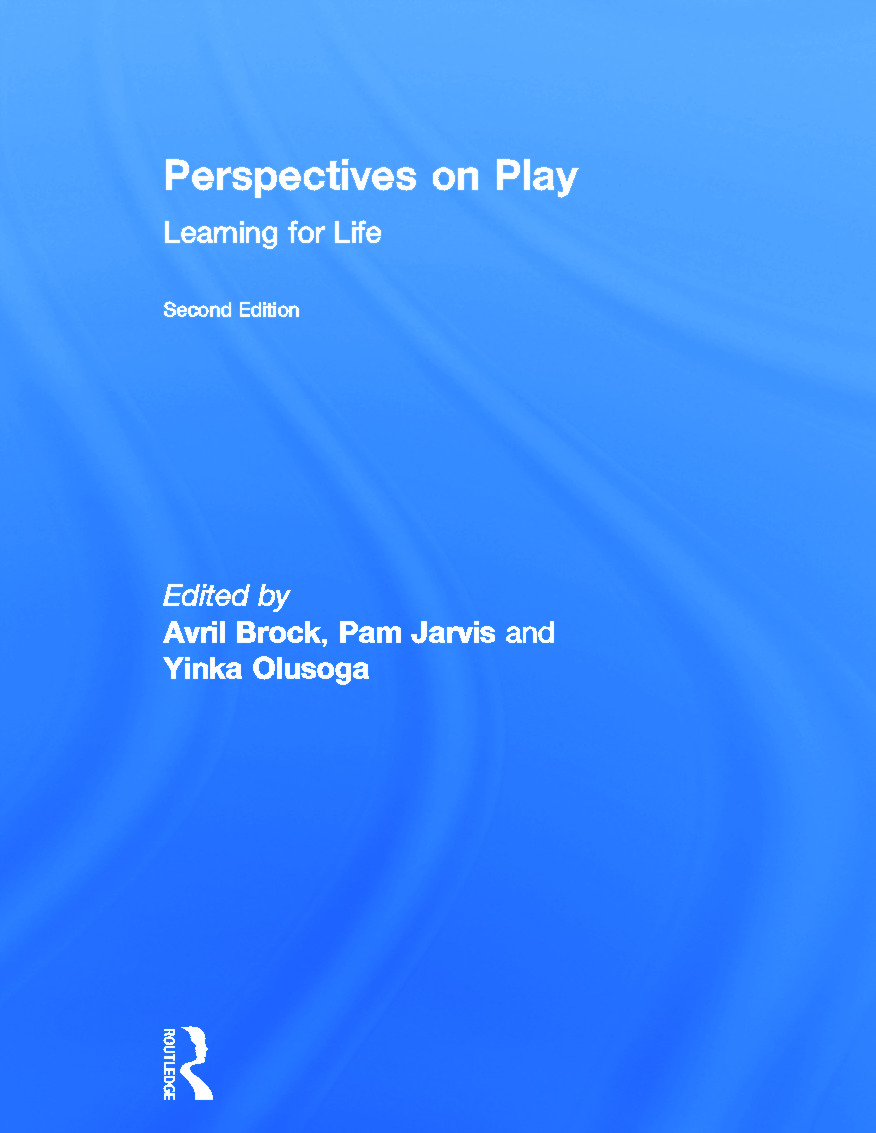 Perspectives on Play: Learning for Life, 1st Edition (Hardback) book cover
