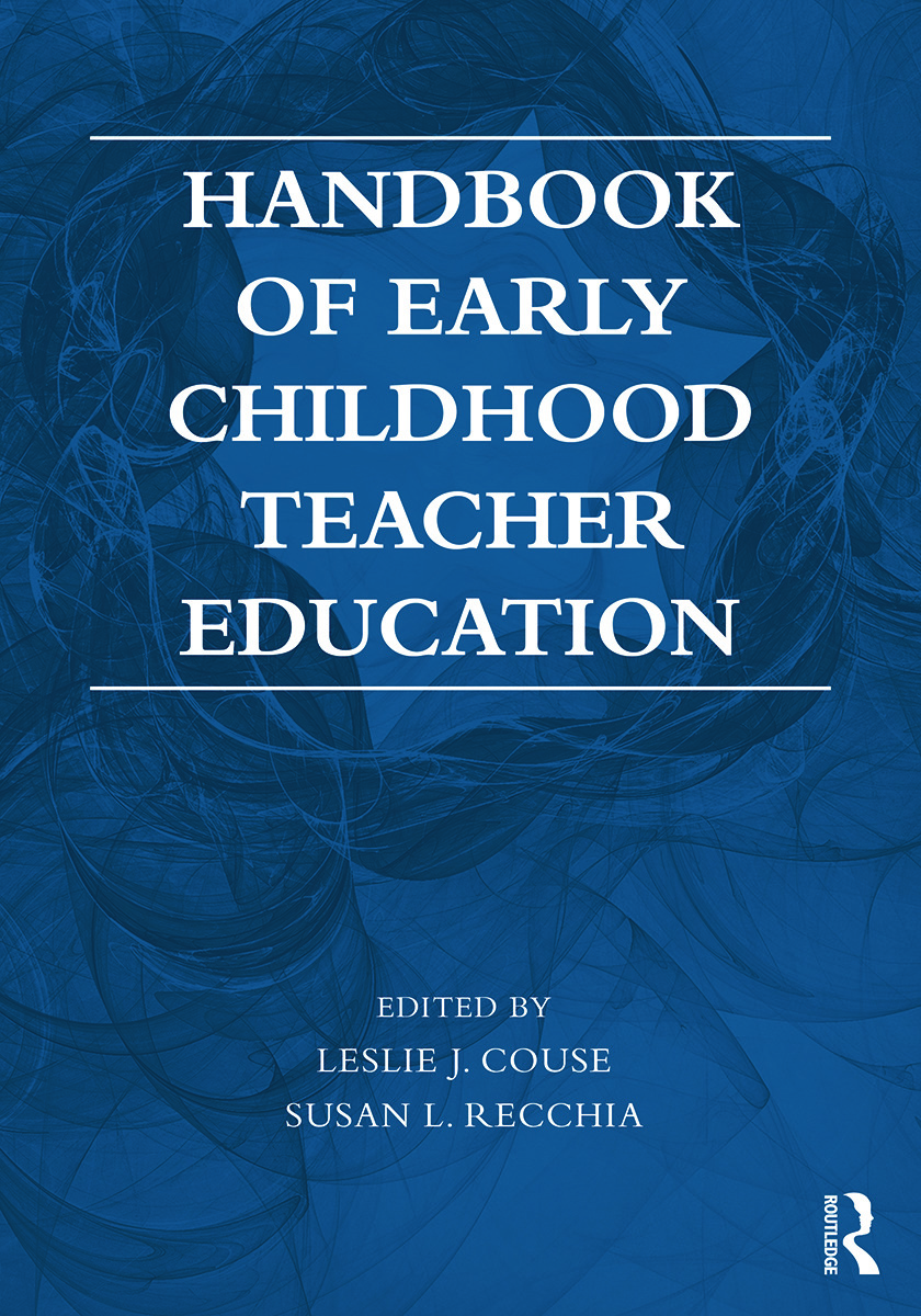 Handbook of Early Childhood Teacher Education book cover