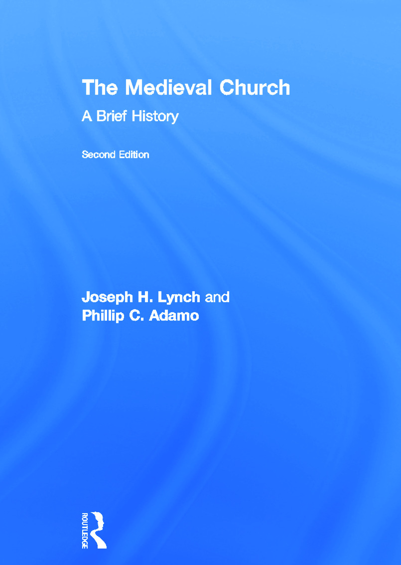 The Medieval Church: A Brief History, 2nd Edition (Hardback) book cover