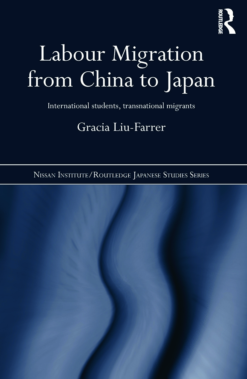 Labour Migration from China to Japan: International Students, Transnational Migrants, 1st Edition (Paperback) book cover