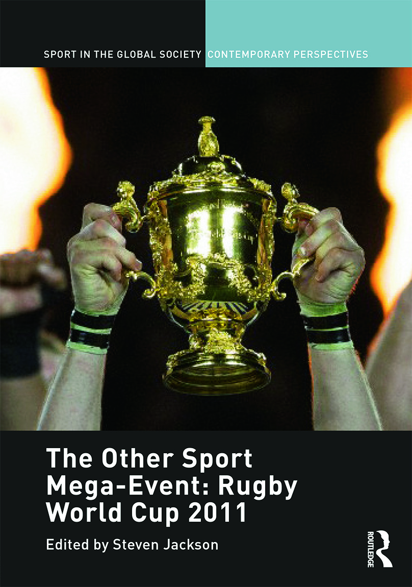 The Other Sport Mega-Event: Rugby World Cup 2011 book cover