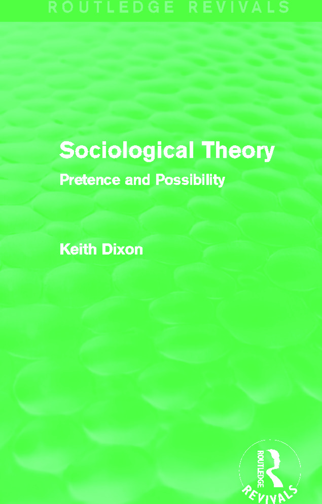 An alternative conceptualisation: voluntaristic action theory