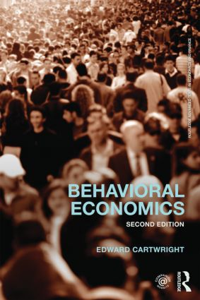 Behavioral Economics book cover