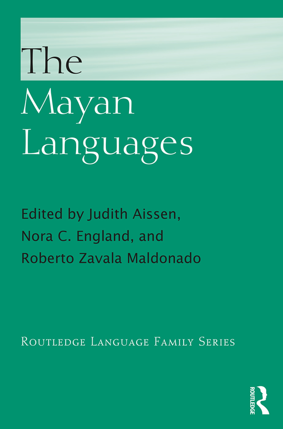The Mayan Languages (Hardback) book cover