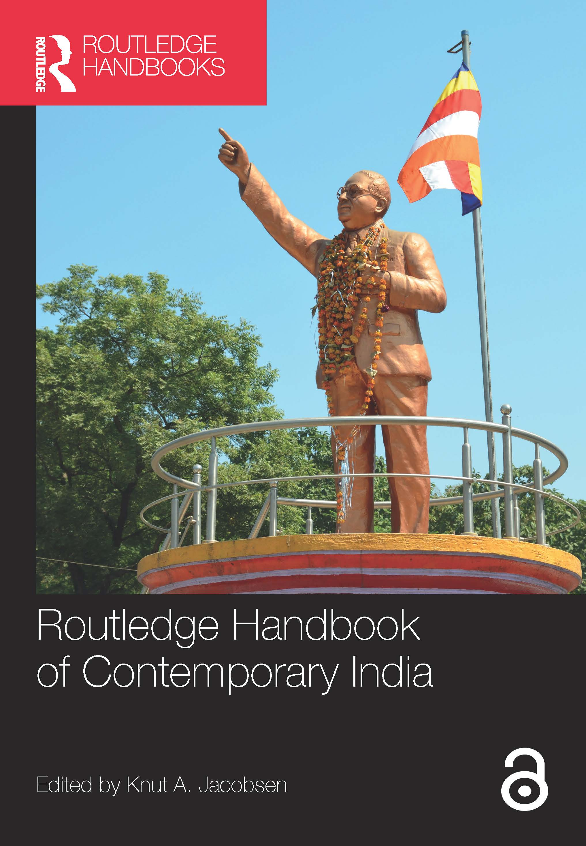 Routledge Handbook of Contemporary India book cover