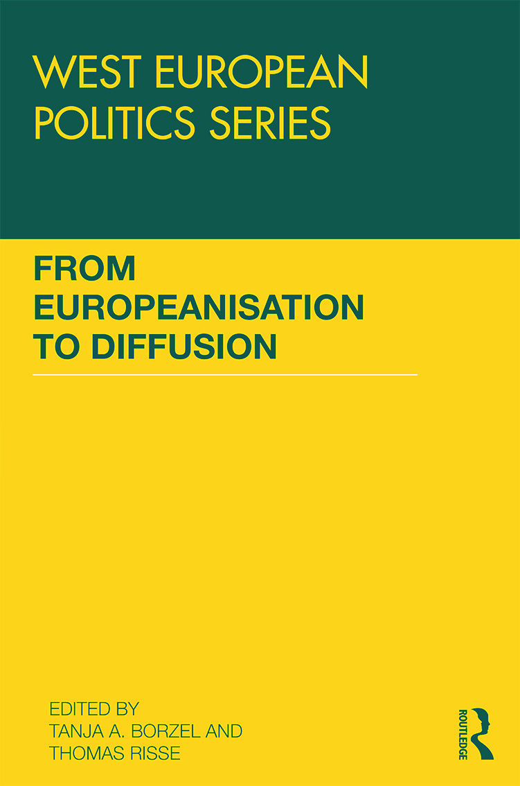 From Europeanisation to Diffusion: 1st Edition (Hardback) book cover