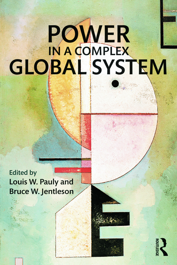 Power in a Complex Global System: 1st Edition (Paperback) book cover