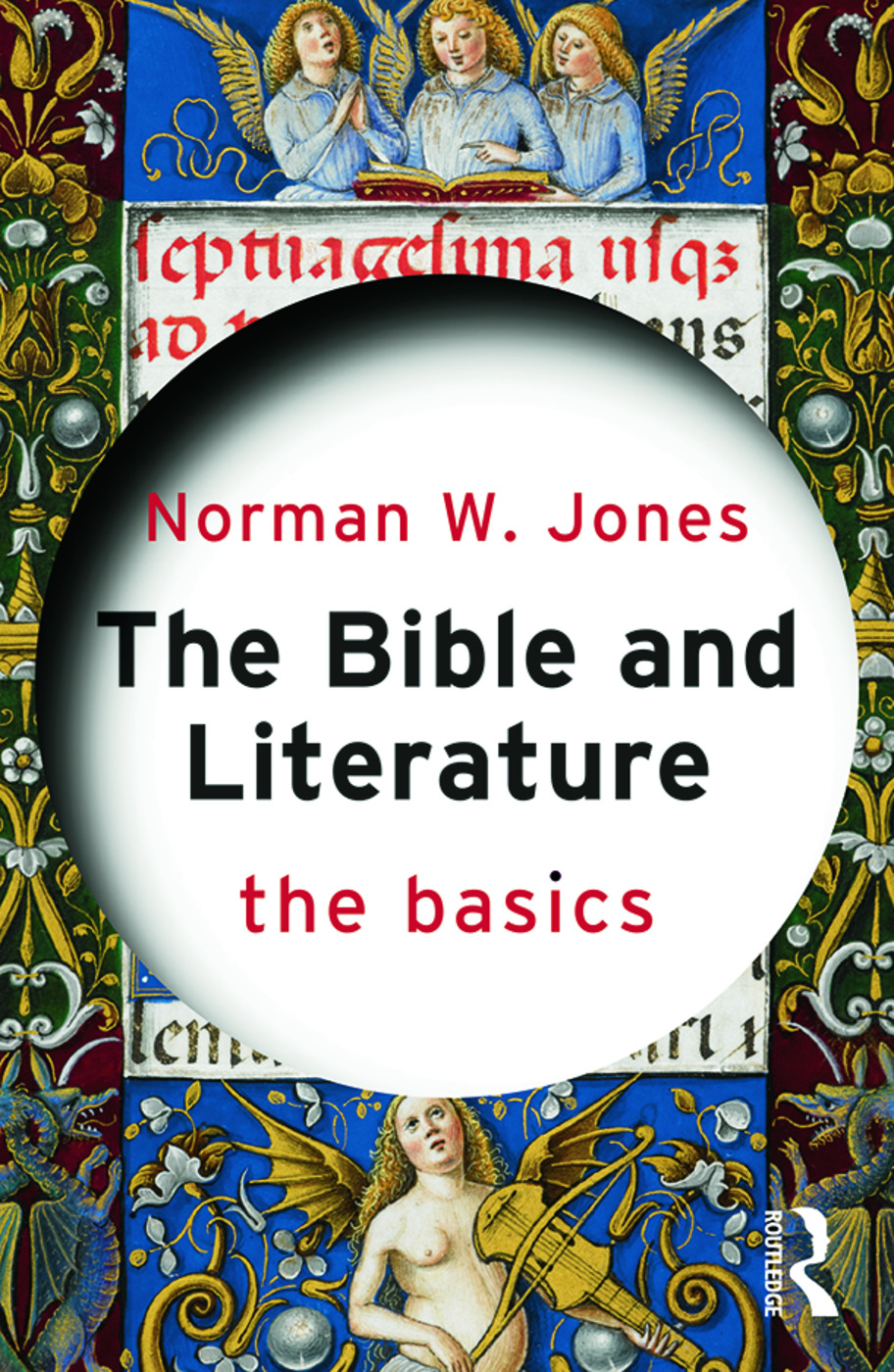 The Bible and Literature: The Basics (Paperback) book cover