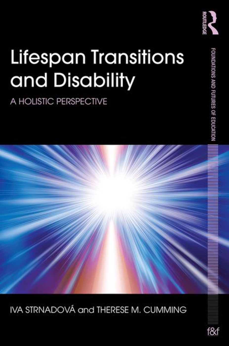 Lifespan Transitions and Disability: A holistic perspective book cover