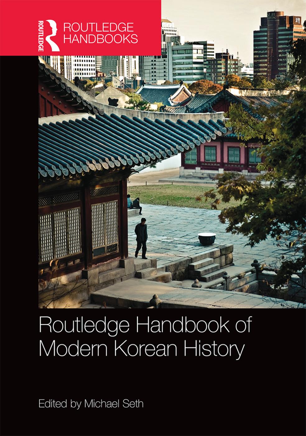 Routledge Handbook of Modern Korean History book cover