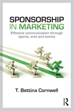 Sponsorship in Marketing: Effective Communication through Sports, Arts and Events, 1st Edition (Paperback) book cover