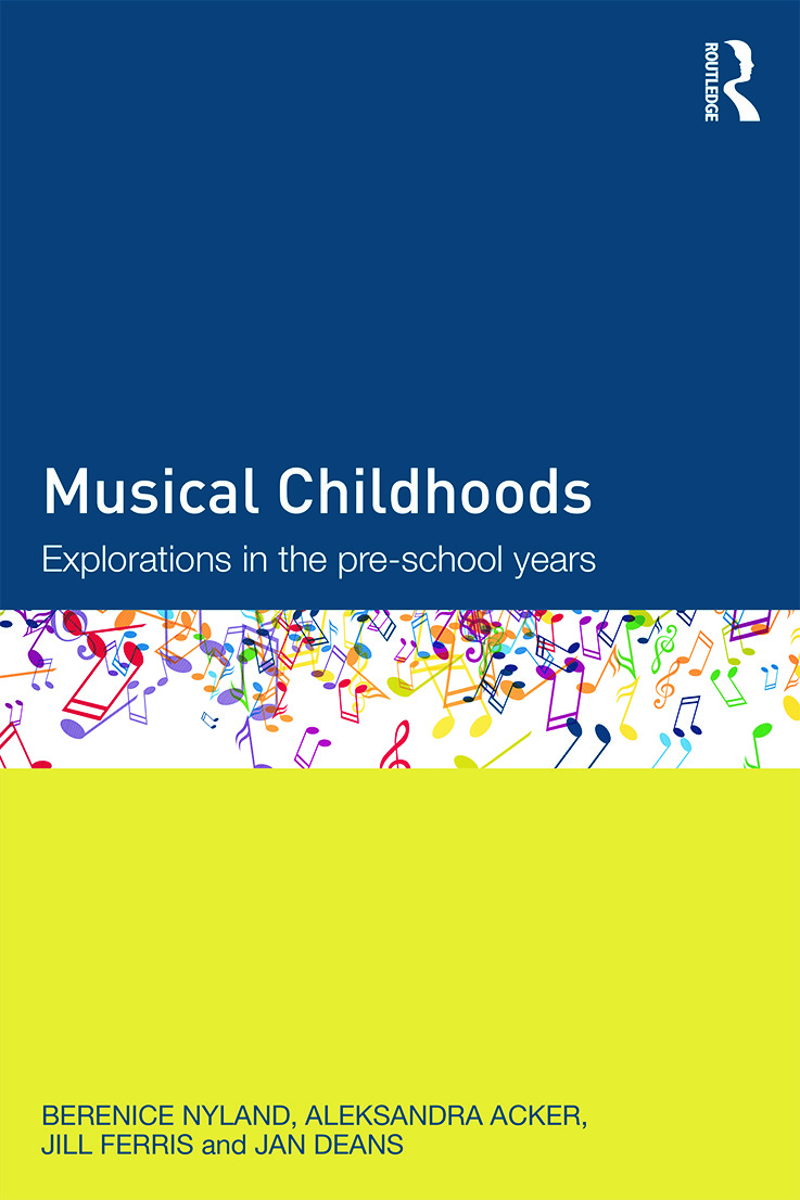 Musical Childhoods: Explorations in the pre-school years book cover