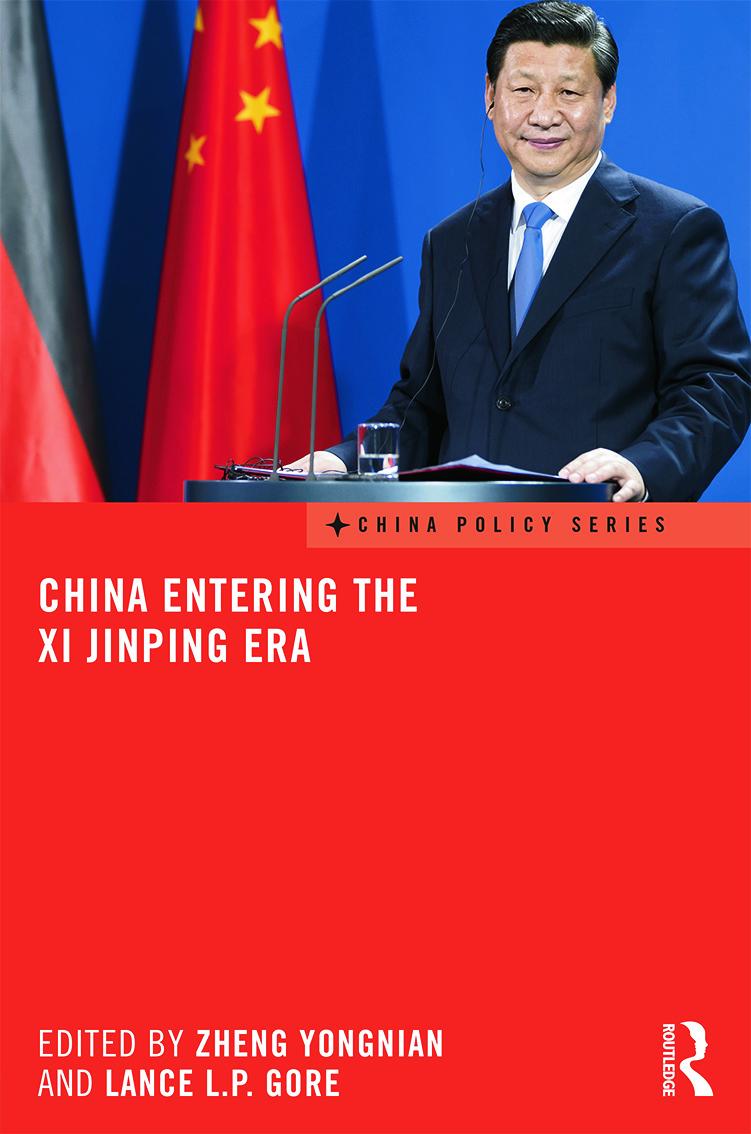 China Entering the Xi Jinping Era book cover