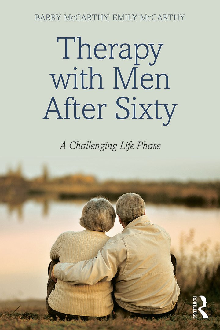 Therapy with Men after Sixty: A Challenging Life Phase, 1st Edition (Paperback) book cover