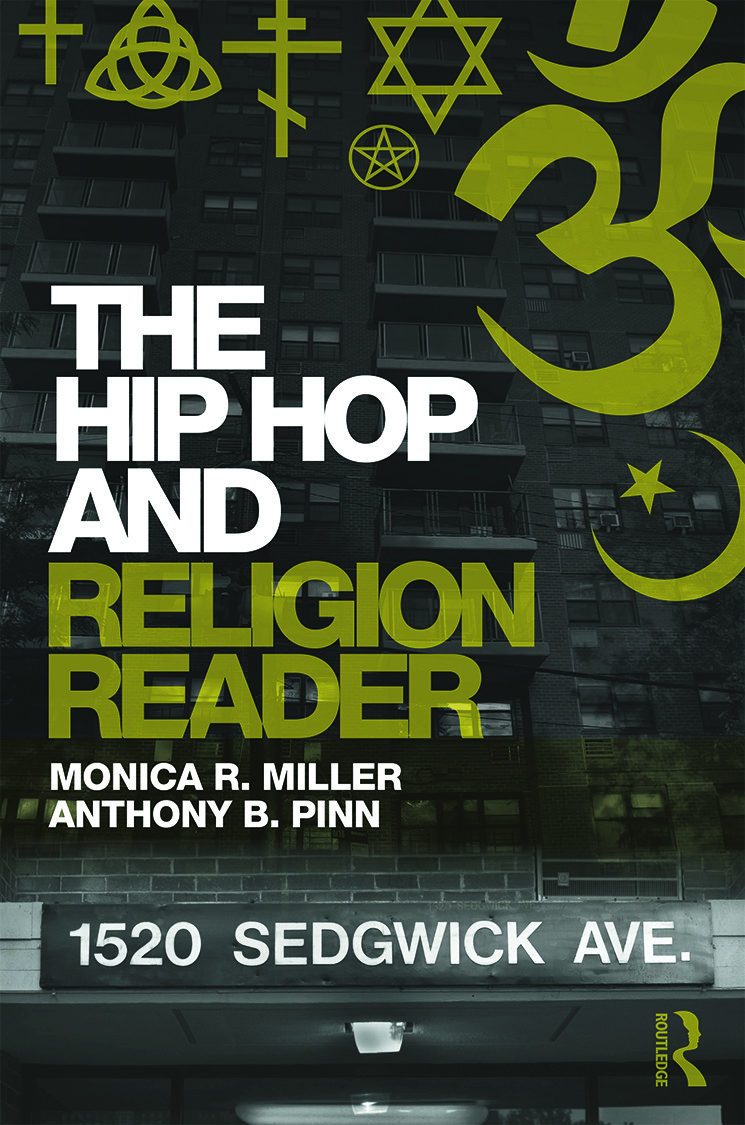 The Hip Hop and Religion Reader book cover