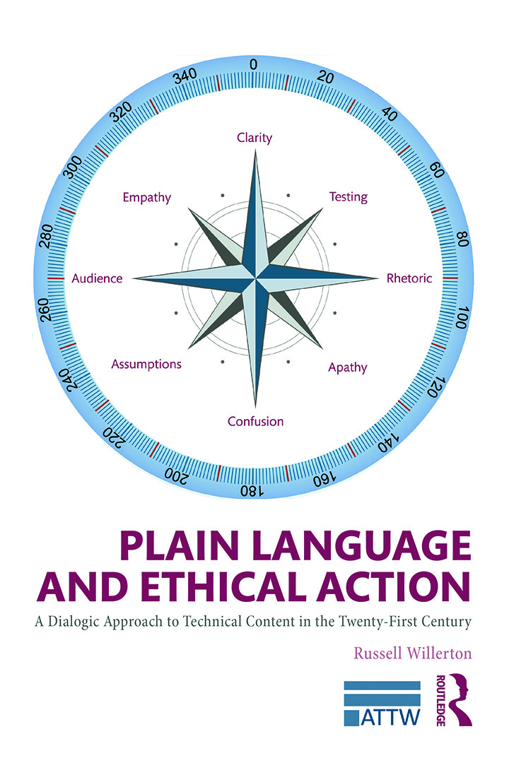 Plain Language and Ethical Action: A Dialogic Approach to Technical Content in the 21st Century (Paperback) book cover