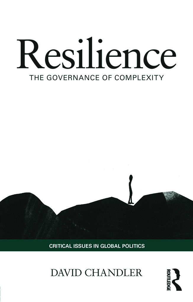 Resilience: The Governance of Complexity, 1st Edition (Paperback) book cover