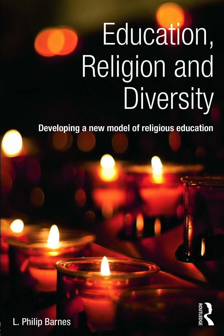 Education, Religion and Diversity: Developing a new model of religious education, 1st Edition (Paperback) book cover