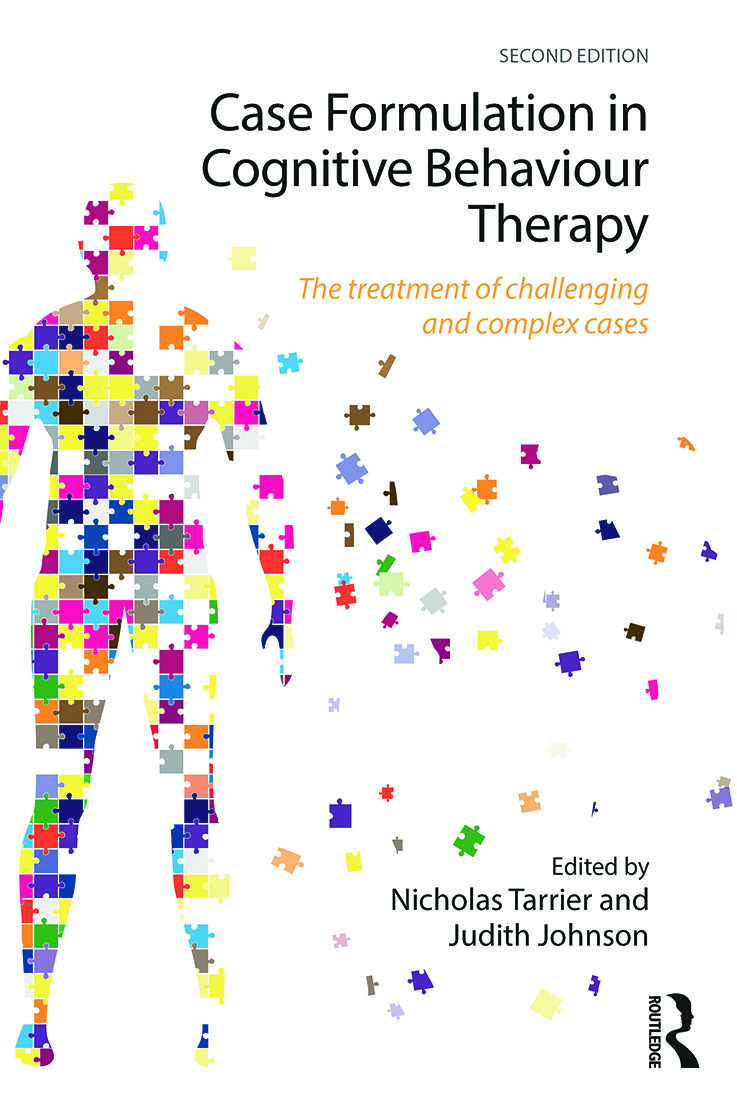 Case Formulation in Cognitive Behaviour Therapy: The Treatment of Challenging and Complex Cases, 2nd Edition (Paperback) book cover