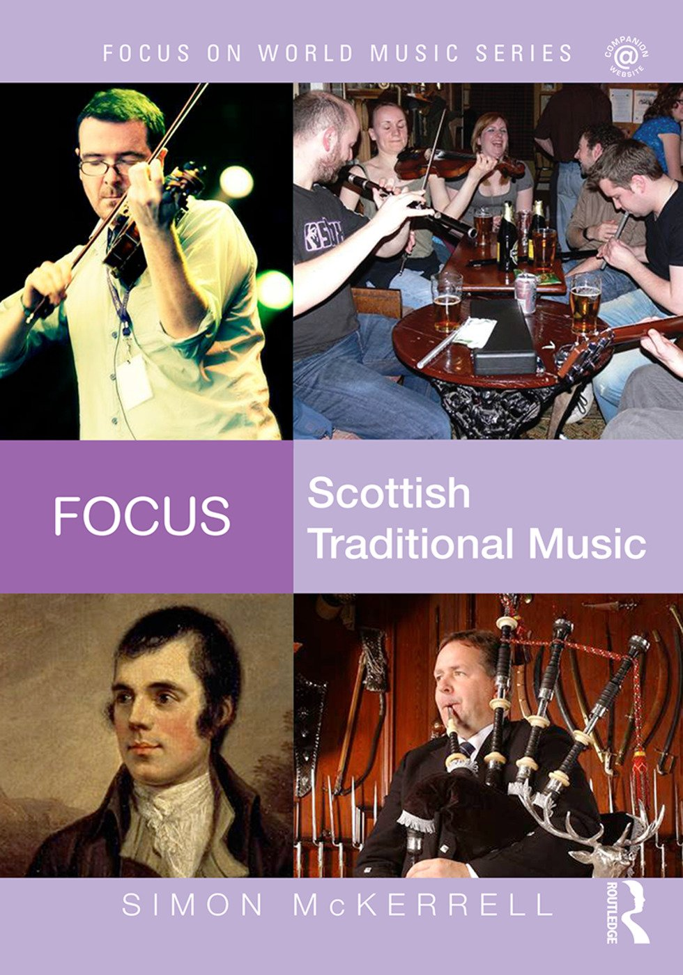 Focus: Scottish Traditional Music: 1st Edition (Paperback) book cover