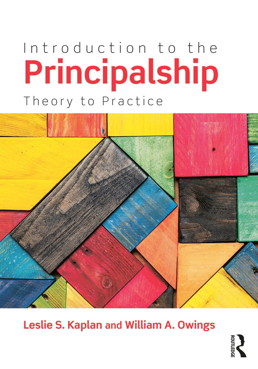 Introduction to the Principalship: Theory to Practice, 1st Edition (Paperback) book cover
