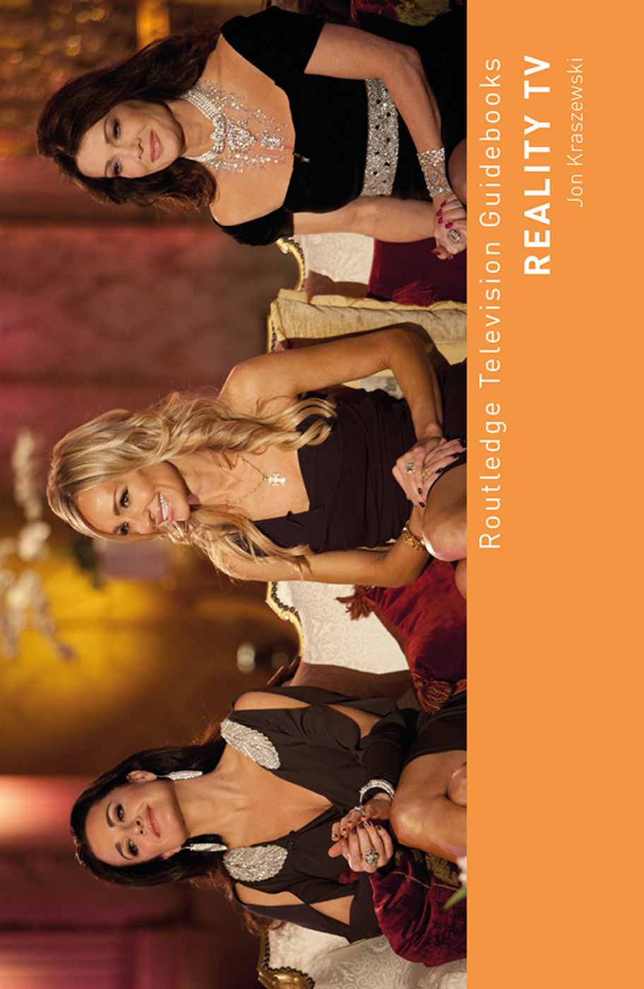 Reality TV book cover