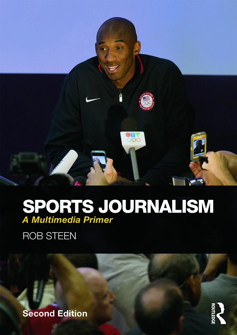 Sports Journalism: A Multimedia Primer, 2nd Edition (Paperback) book cover