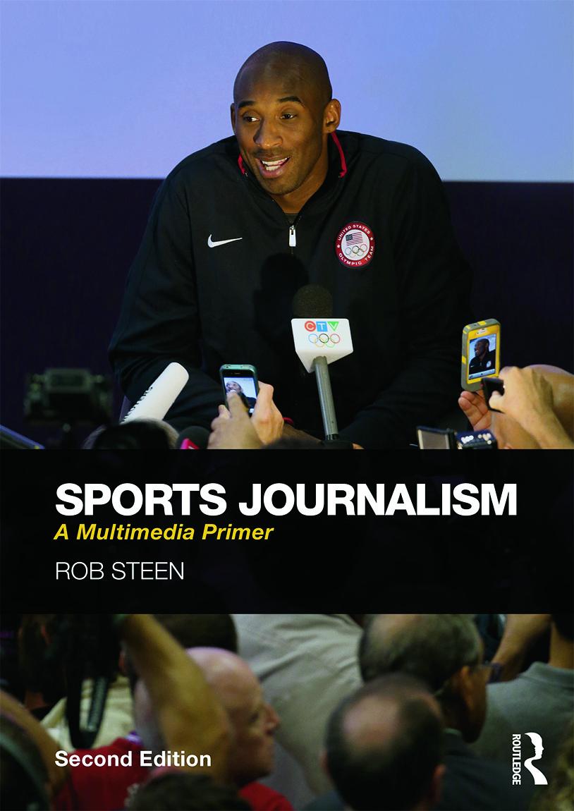 Sports Journalism: A Multimedia Primer book cover