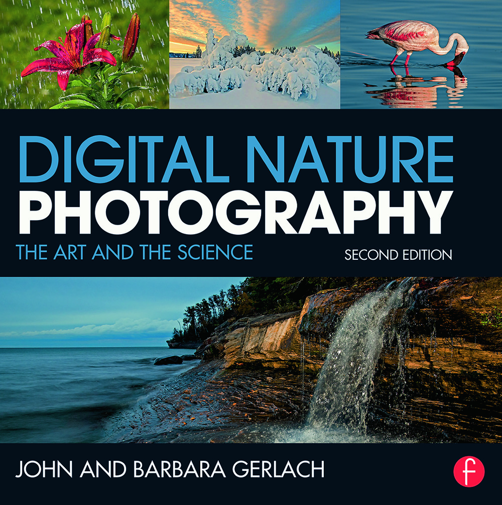 Digital Nature Photography: The Art and the Science, 2nd Edition (Paperback) book cover