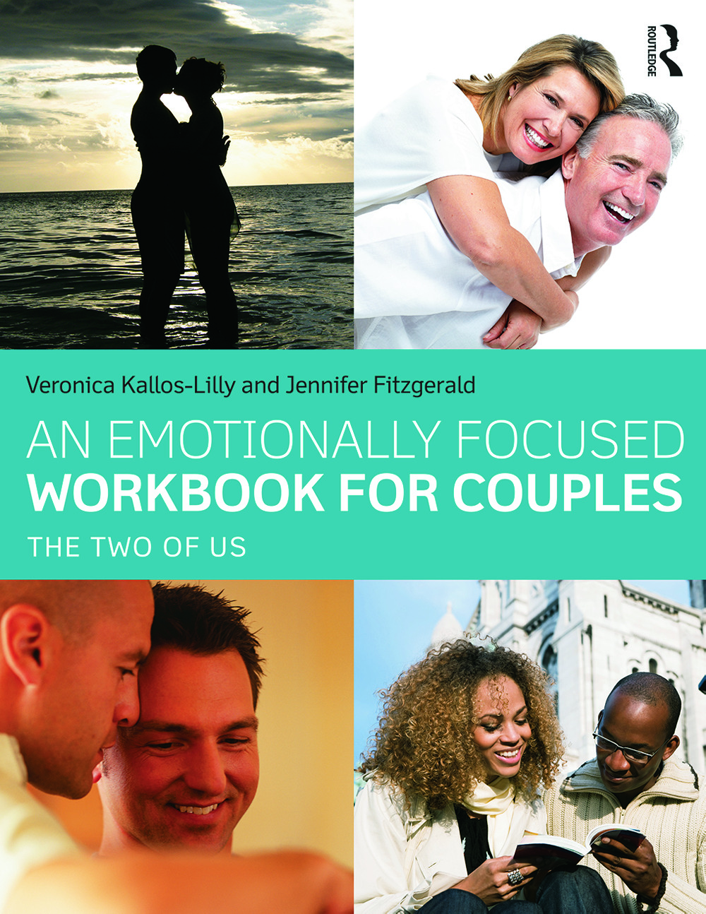 An Emotionally Focused Workbook for Couples: The Two of Us, 1st Edition (Paperback) book cover