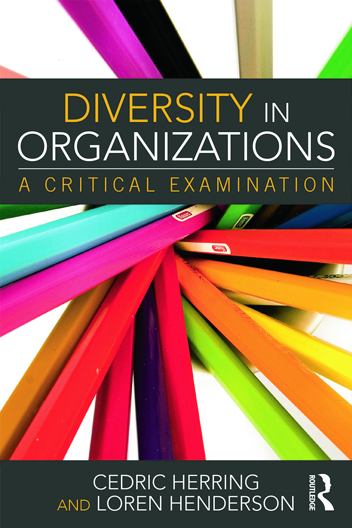 Diversity in Organizations: A Critical Examination book cover
