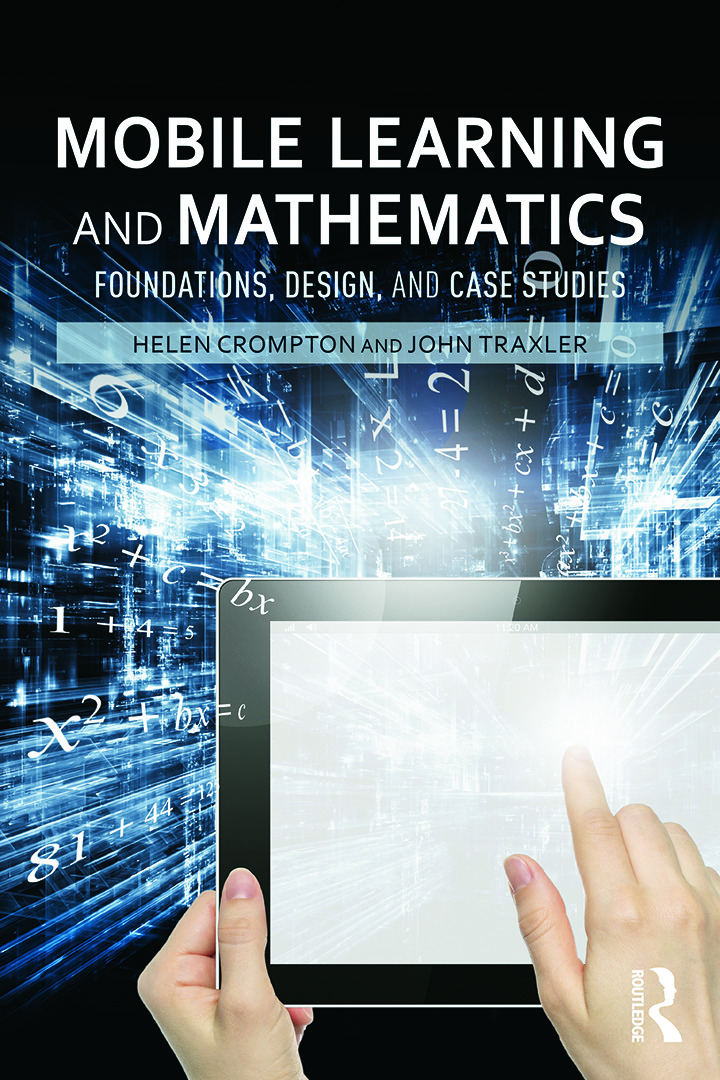 Mobile Learning and Mathematics: Foundations, Design, and Case Studies, 1st Edition (Paperback) book cover
