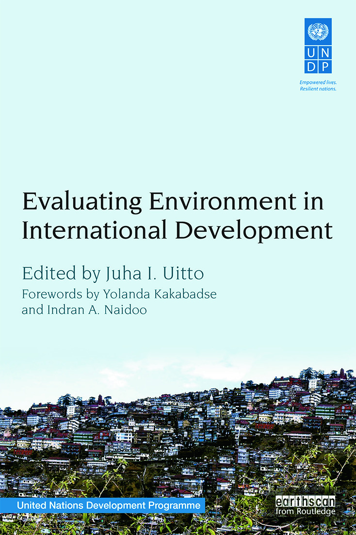 Evaluating Environment in International Development (Paperback) book cover