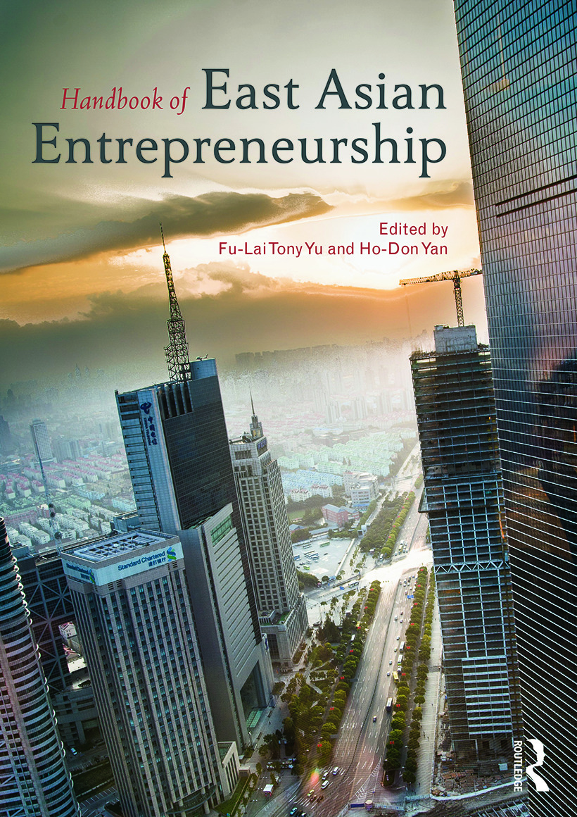 Handbook of East Asian Entrepreneurship (Hardback) book cover