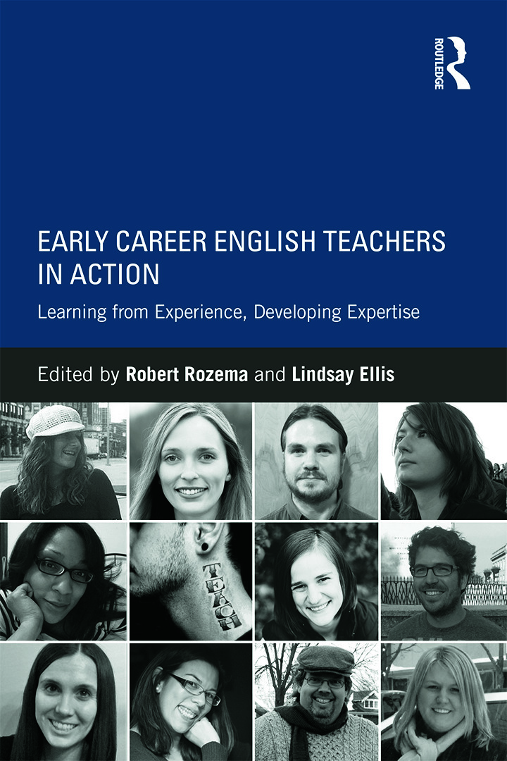 Early Career English Teachers in Action: Learning from Experience, Developing Expertise book cover